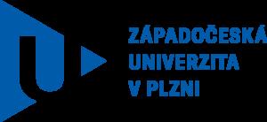 Logo Univerzita v Plzni