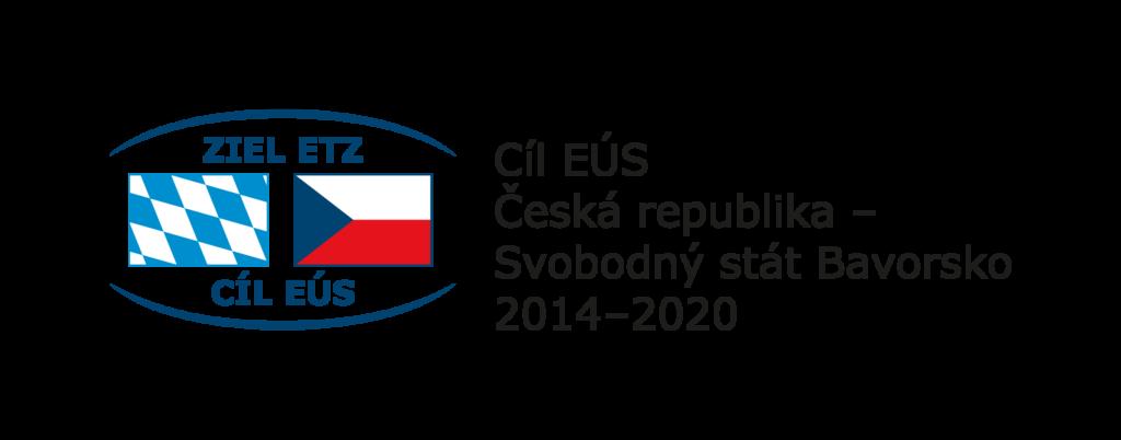 Logo financujícího subjektu Cíl EÚS