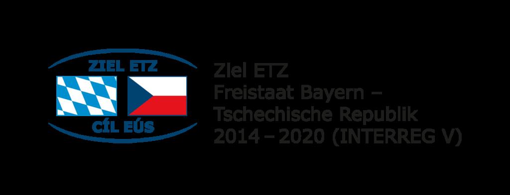 Logo des Fördergebers ZIEL ETZ