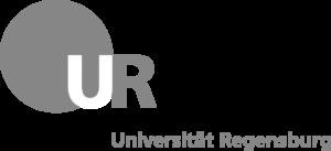 Logo univerzity v Regensburgu